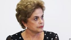 Президент Бразилии углядела сексизм в ее импичменте
