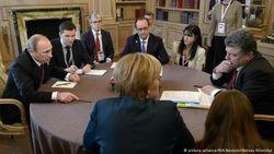 Немецкие эксперты не ждут прорывов от встречи «нормандской четверки»