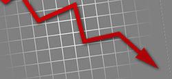 Экономика РФ возобновила падение