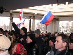 Крымский парламент не пойдет на радикальные шаги против Киева