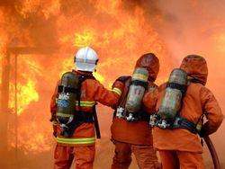 За ночь в Днепропетровске сгорели 18 маршруток