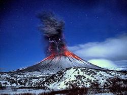 Активность вулканов Камчатки в этом году побила все рекорды
