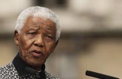 В ЮАР началась церемония похорон Нельсона Манделы