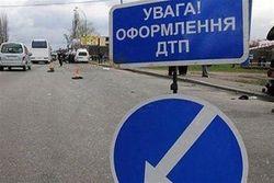 В Украине очередное ДТП с участием сотрудника ГАИ - последствия