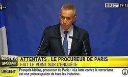 Прокурор Франции о расследовании терактов в Париже