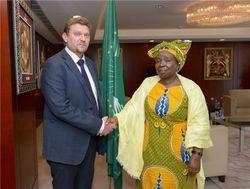 Украину приняли в Африканский союз наблюдателем