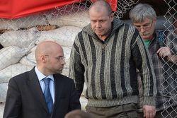 Ополченцы Славянска удерживают у себя свыше 40 пленных