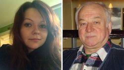 Отравленные Сергей Скрипаль и его дочь