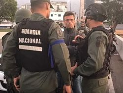 Противники Мадуро попытались захватить авиабазу, атака отбита