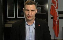 Кличко под личные гарантии призвал Крым не опасаться националистов