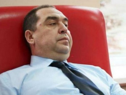 Руководителя ЛНР Плотницкого выписали из клиники, ондома— Царев