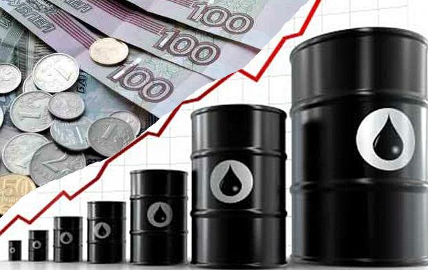 Нефть оказала поддержку рублю