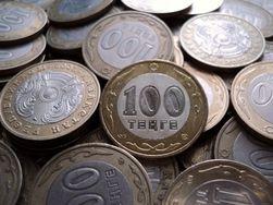 Курс тенге на Форекс снова падает к евро, франку и фунту стерлингов