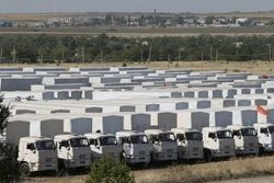 """МККК: Украина не считает груз России """"гуманитарным"""""""