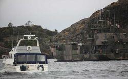 Корабли и вертолеты ищут субмарину РФ у берегов Швеции