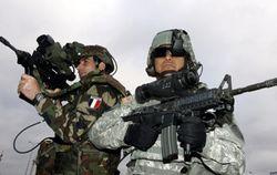 Начались маневры НАТО Saber Strike-2014 в Восточной Европе