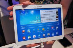 В России стартовали продажи бюджетного планшета от Samsung