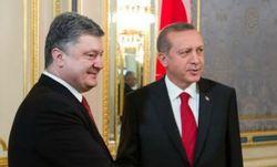 Турция считает Крым неотъемлемой частью Украины