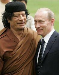 ИноСМИ: Чем Путин на трибуне ООН лучше Каддафи?