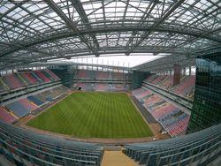ВЭБ купил название стадиона ЦСКА в Москве, сумма сделки не называется