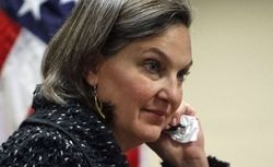 Госдеп: слова Нуланд по обычному телефону не отражают ее позицию
