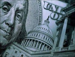 Курс доллара на Forex отыгрывает у евро половину утраченных позиций