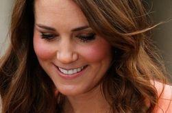 Кейт Миддлтон была место королевы на официальном приеме