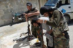 Расплата? После химатаки под Дамаском оппозиция получила 400 тонн оружия