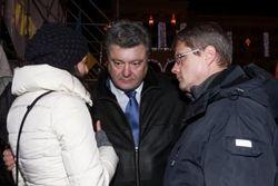 Юрий Луценко готов возглавить партию Порошенко «Солидарность»