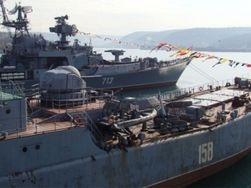 ЧФ России обещает не вмешиваться в ситуацию в Крыму