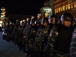 Регионал объяснил избиение людей на Майдане необходимостью поставить елку