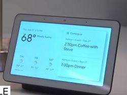 Google представила дисплей Home Hub за 149 долларов