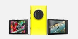 Камерофон Nokia Lumia 1020 фотографирует через предметы