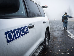 Боевики ДНР грозили расстрелом миссии ОБСЕ под Широкино