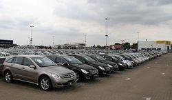 Белорусы продолжают покупать авто в РФ