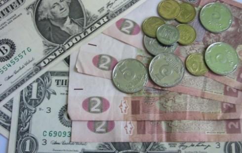 Курс доллара к гривне на форексе онлайн
