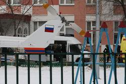 Ученику, устроившему бойню в московской школе, грозит до 10 лет колонии