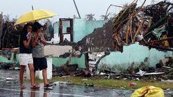 """Последствия стихии: на Филиппинах введено положение """"национального бедствия"""""""