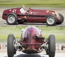 В Лондоне за 5,9 миллиона фунтов продали Alfa Romeo 1935 года