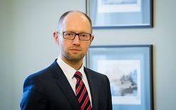 Яценюк: ведутся консультации с США о военной помощи Украине