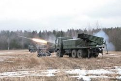 Беларусь проводит масштабные военные учения вдоль границы с Украиной