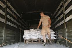 Россия отправляет гуманитарную помощь в Донецк по железной дороге
