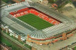 Nike готова купить название арены МЮ за 500 млн. фунтов