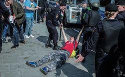 Смерть на Кутузовском: байкеры Путина против мажоров из Чечни. А где закон?