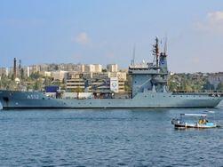 В Черное море вошли четыре корабля НАТО