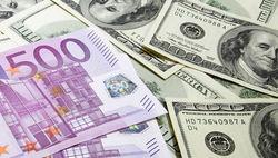 Торги понедельника курс евро на Forex начинает со снижения