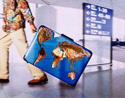 Украина: в Борисполе обнаружен радиоактивный багаж, прилетевший из Москвы
