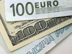 За час Центробанк РФ продал 1 млрд. долларов для поддержки рубля