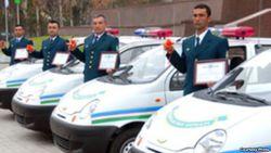В Ташкенте арестован сотрудник милиции, сбивший троих пешеходов