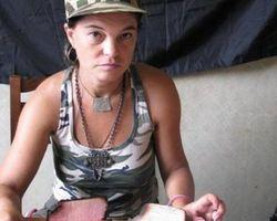 Оксана Шкода погибла под Славянском с террористами
